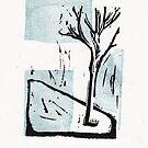 Winter Tree by craftyhag