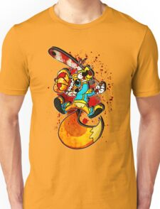 BAD FUR DAY Unisex T-Shirt