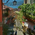 beautiful old town in italy europe by Noel Moore Up The Banner Photography