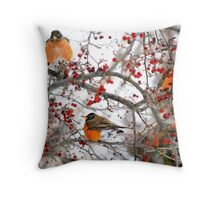 Have a berry nice day...!   :) Throw Pillow