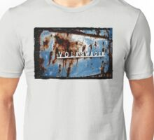 Rusted VW Unisex T-Shirt