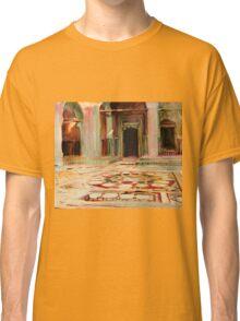 Cairo Street Painting Classic T-Shirt