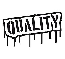 Quality Stamp Logo by Style-O-Mat