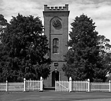 St Luke's Church, Richmond by Brett Rogers