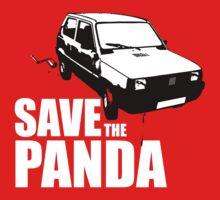 Save The Panda by godgeeki