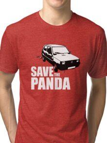 Save The Panda Tri-blend T-Shirt