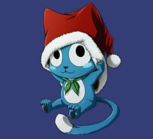 Fairy Tail Happy Christmas Cat T-Shirt