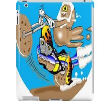 MOTORCYCLE CARTOON TABLET CASE iPad Case/Skin