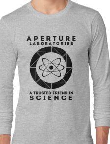 Aperture - Science Friend Long Sleeve T-Shirt