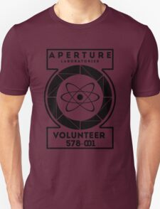 Aperture - Volunteer T-Shirt