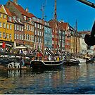 beautiful denmark city boat by Noel Moore Up The Banner Photography