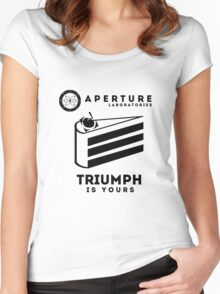 Aperture - Triumph Women's Fitted Scoop T-Shirt