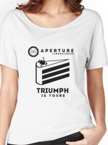 Aperture - Triumph Women's Relaxed Fit T-Shirt