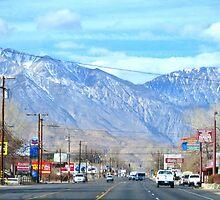 Highway 395 by marilyn diaz