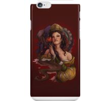 Belle and Beast V2 iPhone Case/Skin