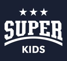Super Kids One Piece - Short Sleeve