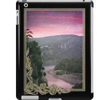 Ipad: Canoeing at Dawn iPad Case/Skin