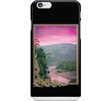 Phone case: Canoeing at Dawn iPhone Case/Skin