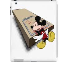 mickey trap iPad Case/Skin