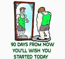 90 Day Challenge Unisex T-Shirt