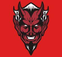 Devil Man Kids Clothes