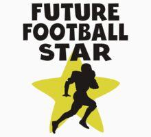 Future Football Star One Piece - Short Sleeve