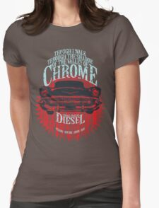 Chrome Valley Womens Fitted T-Shirt