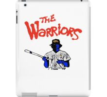 BASEBALL FURIES blue iPad Case/Skin