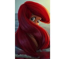 Ariel seductive by Cadalina
