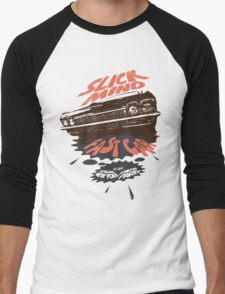 Slickmind 2 Men's Baseball ¾ T-Shirt