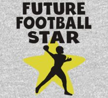 Future Football Star One Piece - Short Sleeve