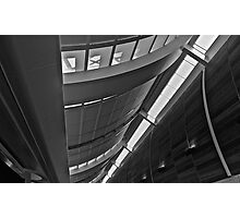 Ceiling Architecture Photographic Print