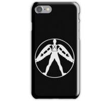 Icarus (light on dark) iPhone Case/Skin