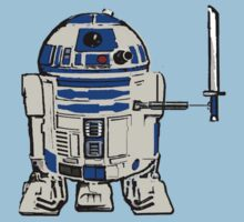 R2D2 LEONARDO by greatbritton99
