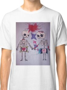 Skeletons :) Classic T-Shirt