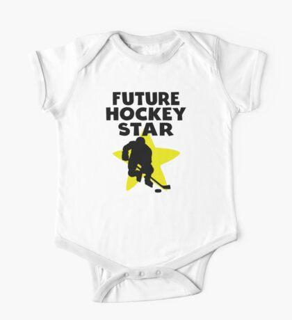 Future Hockey Star One Piece - Short Sleeve