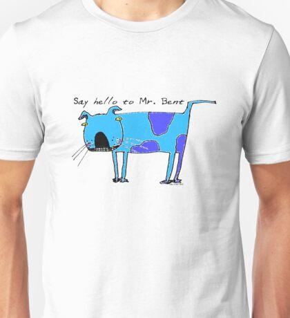 Mr Bent Unisex T-Shirt