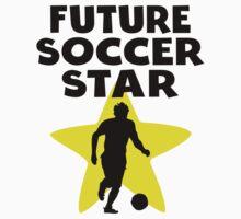 Future Soccer Star Baby Tee