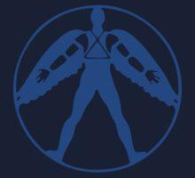 Icarus - blue Kids Clothes
