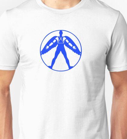 Icarus - blue Unisex T-Shirt