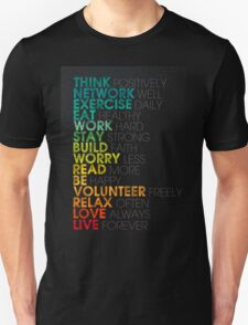 Positive Typography T-Shirt
