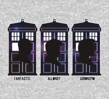 Doctor Who - 9, 10 & 11 Catchphrases by rachturnerxx