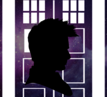 Doctor Who - 9, 10 & 11 Catchphrases Sticker