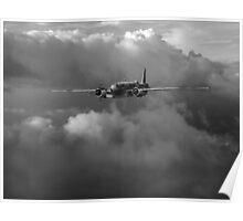 RAF Coastal Command Vickers Warwick ASR Poster
