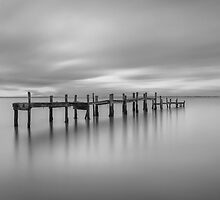The Jetty high key by manateevoyager
