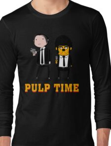 Pulp Time Long Sleeve T-Shirt