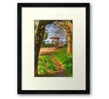 Reigate Hill Framed Print
