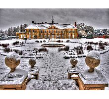 Reigate Priory in Winter Photographic Print