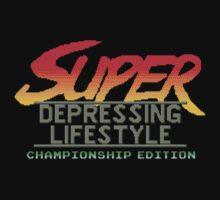 Super Depressing Lifestyle by vgjunk