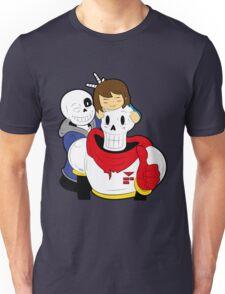 Undertale Sans and Papyrus Unisex T-Shirt